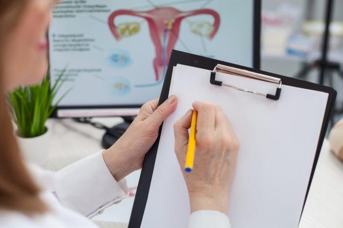Ginekologia w ZLO: nie tylko USG