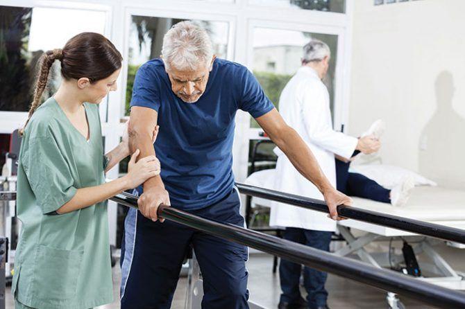 Rehabilitacja: nie tylko gdy boli