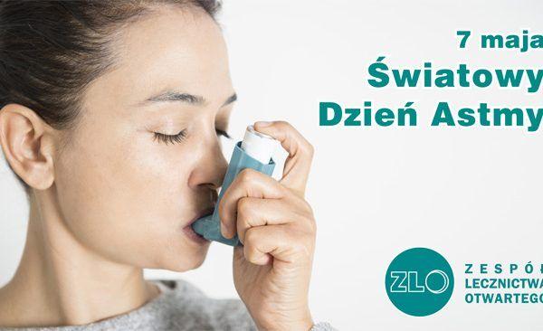 Astmę można skutecznie leczyć