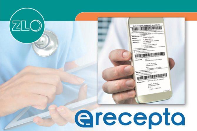 E-recepta dla Pacjentów Zespołu Lecznictwa Otwartego