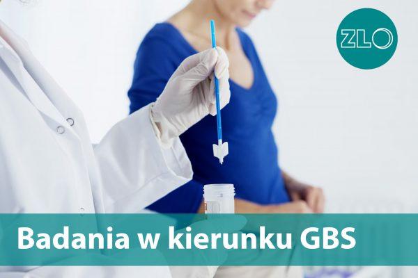 Badania w kierunku GBS, biocenoza pochwy