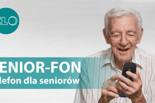 SENIOR-FON – Telefon dla seniora