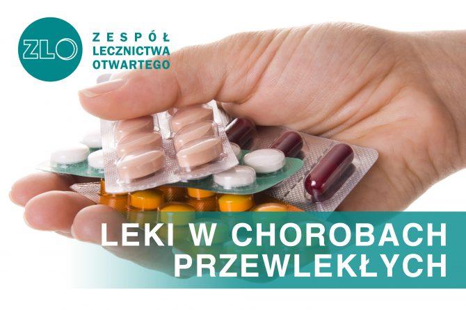 Leki w chorobach przewlekłych